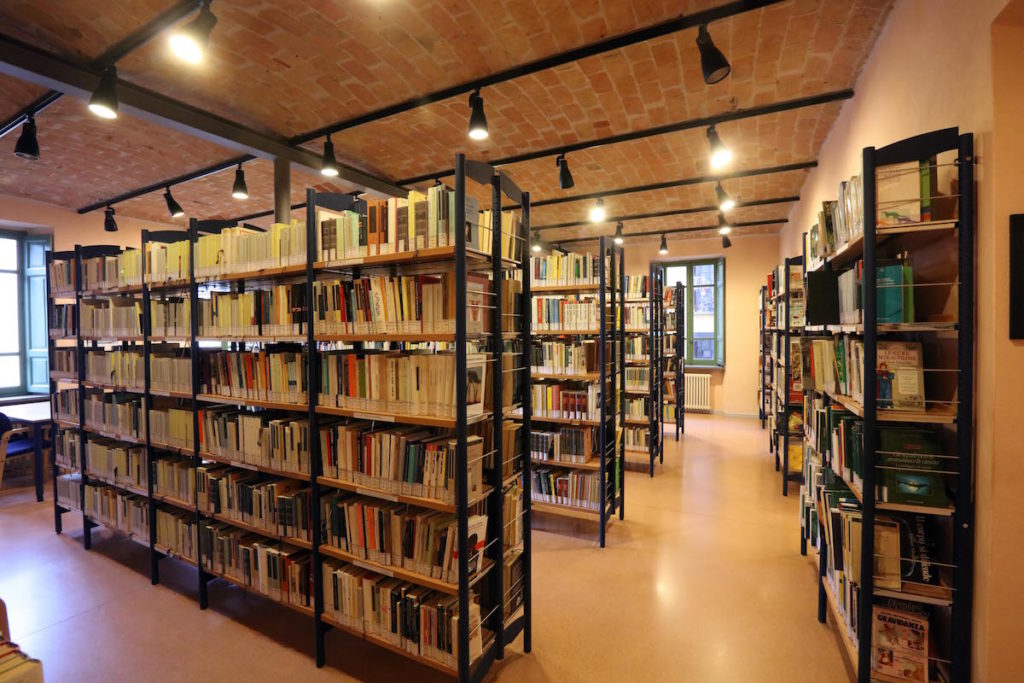 Biblioteca Cesare Pavese
