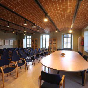 Sala Conferenze Fondazione Pavese ©Murialdo_34