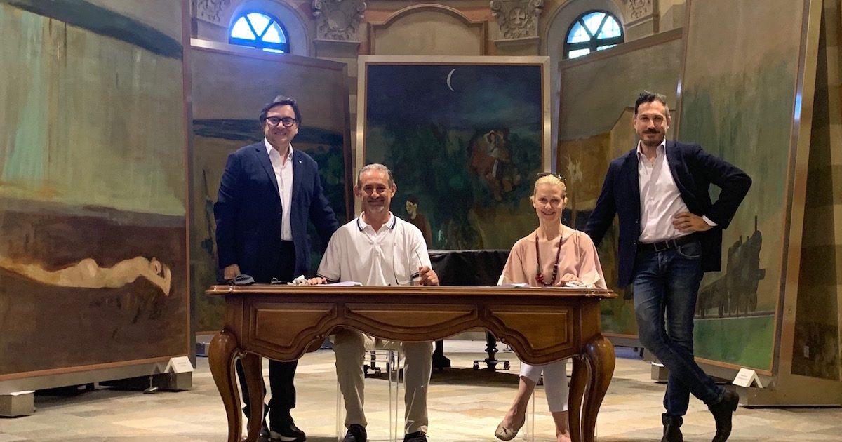 Protocollo d'intesa Paesaggi Vitivinicoli - Fondazione Cesare Pavese